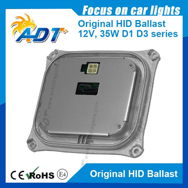 NUEVO OEM 2007-2011 para Cadillac DTS Xenon HID Headlight Lastre Módulo 25806714