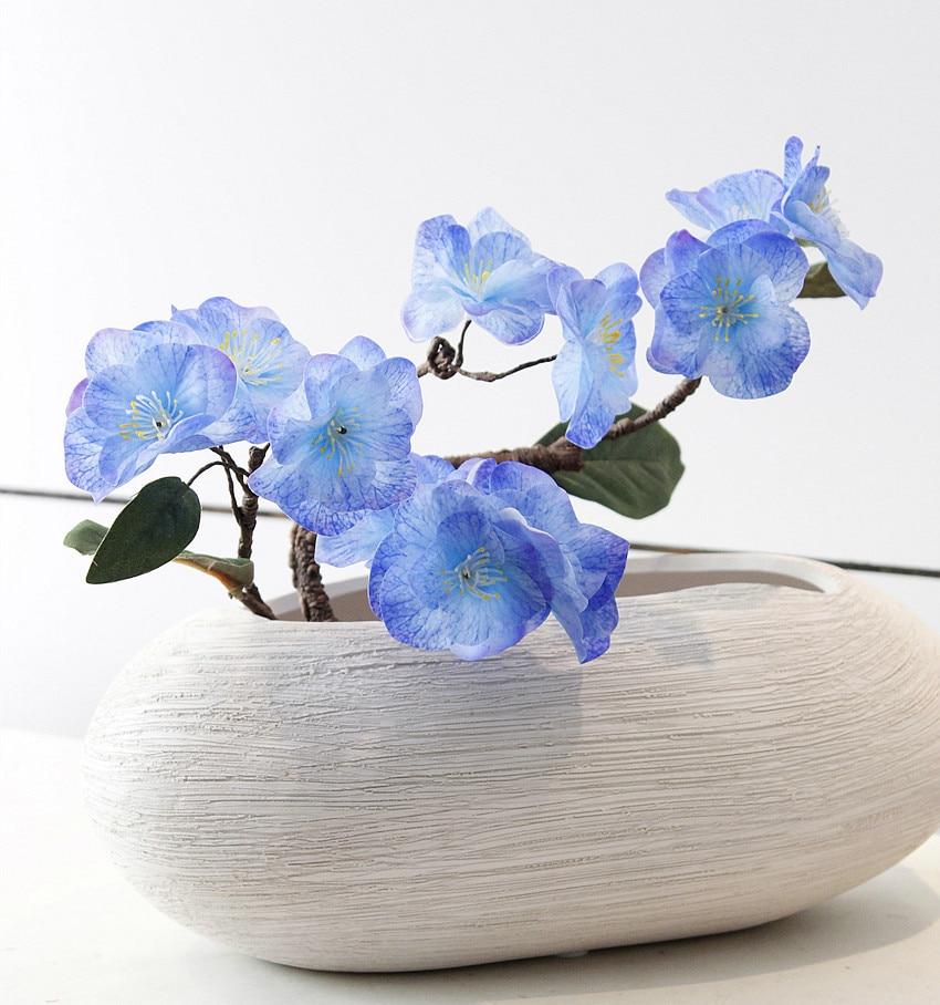 2018 Rushed Sale Դեկորատիվ Pu Cherry Blossom - Տոնական պարագաներ - Լուսանկար 4