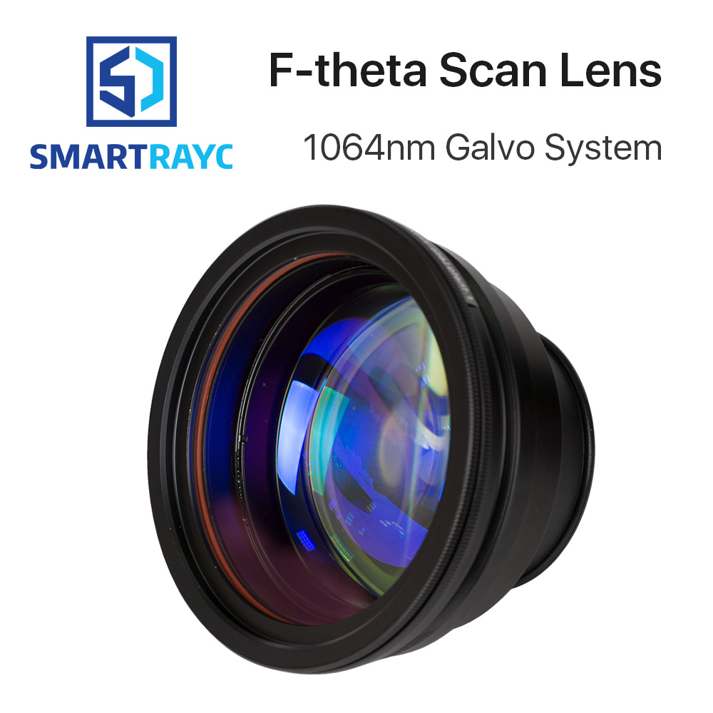 Smartrayc F-theta Scan Lens Field Lens YAG Optical Fiber Laser Marking Machine Parts купить в Москве 2019