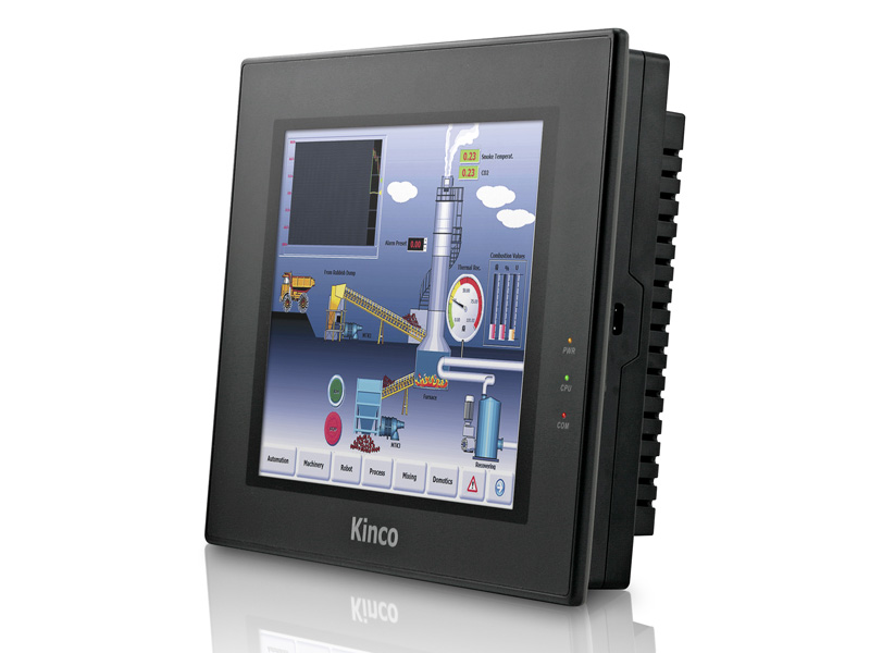 Original KINCO MT4513T HMI with Program Cable & Software,10.4TFT Touch Panel,128M FLASH + 64M DDR2 Memory,RS232/RS485 COM Port new original kinco mt4434te hmi with program cable