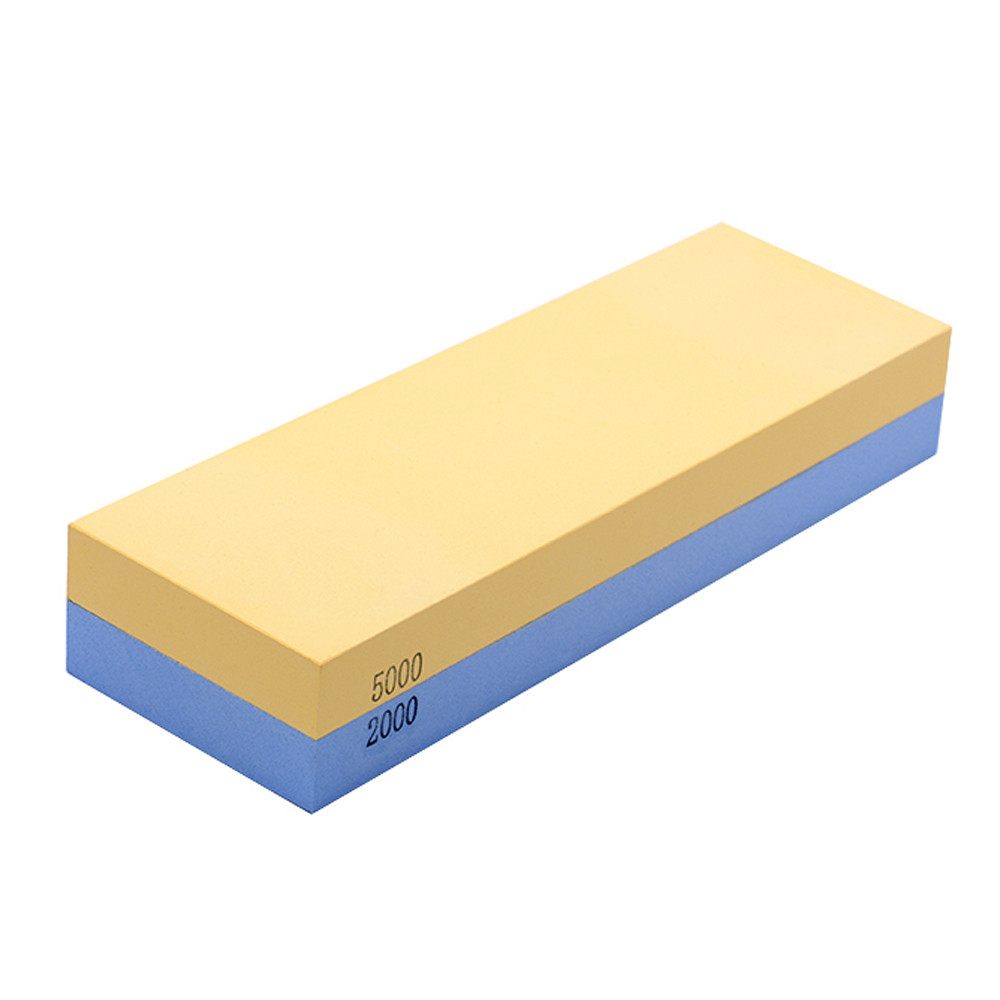 Love Home Double Sided 2000 5000 Grit Knife Honing Sharpener Sharpening Stone Whetstone free shipping