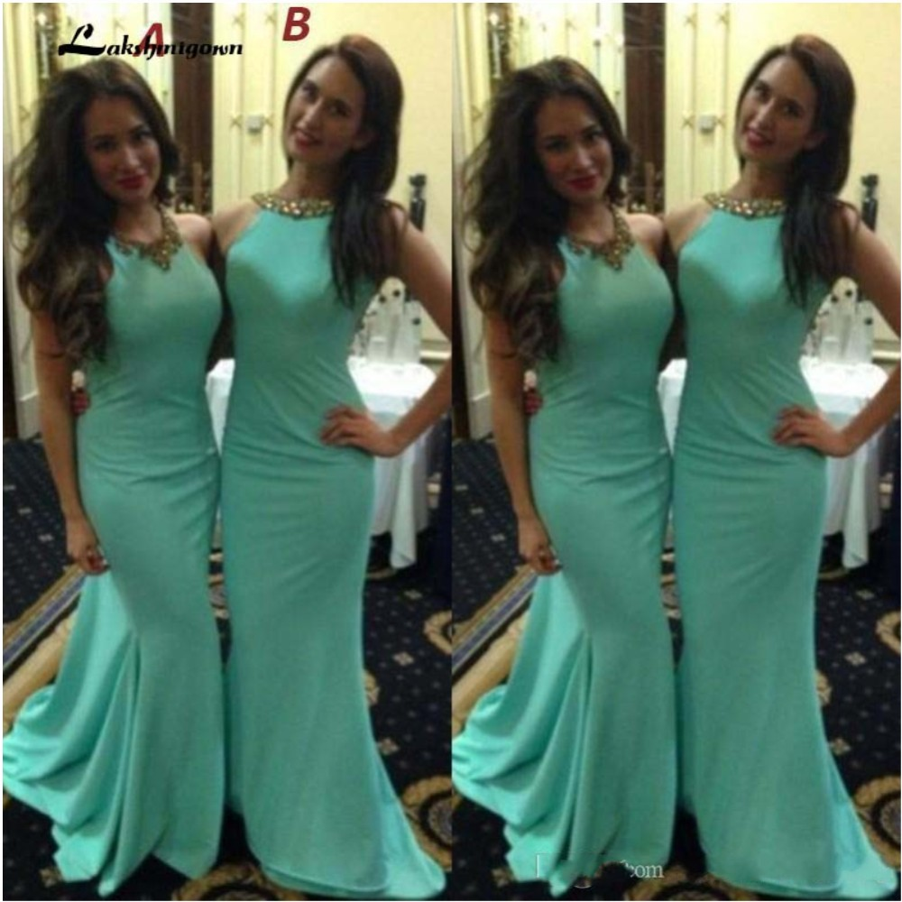 Compare prices on mermaid bridesmaid dresses mix online shopping simple sexy bridesmaid dresses style mix moulded backless jewel elegant mermaid long dresses cheap party dress ombrellifo Images