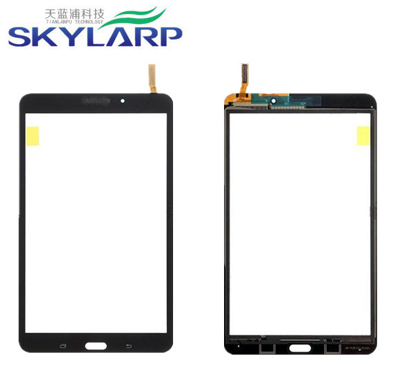 Touch Screen glass Digitizer capacitive Replacement for Samsung for Galaxy Tab 4 8.0 SM-T330 - Black - With Logo