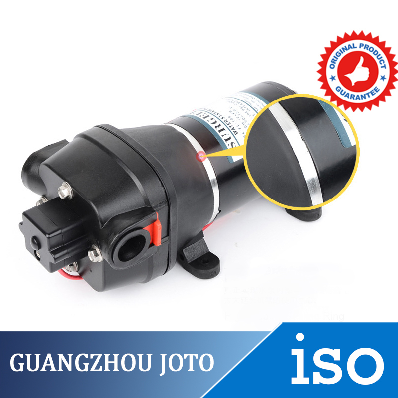 FL-100 High Quality Water Pressure Booster Pump Mini Diaphragm Water Pump isw 100 100a water pump 4 inch horizontal inline pump for sale