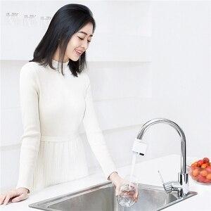 Image 3 - Youpin Zajia indukcja oszczędzanie wody inteligentna na podczerwień indukcyjna bateria wodna czujnik przeciwprzepięciowy oszczędzanie wody w domu