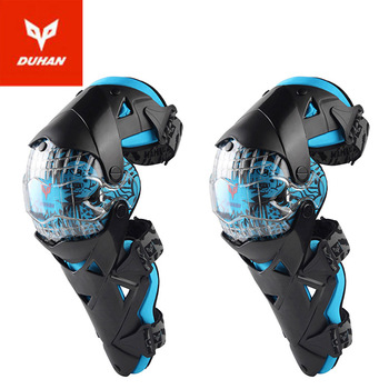 2018 New DUHAN OFF Road motorcycle kneepad knight Riding protection Knee motorbike Kneecap MOTO Riding protection made of  PC/PE