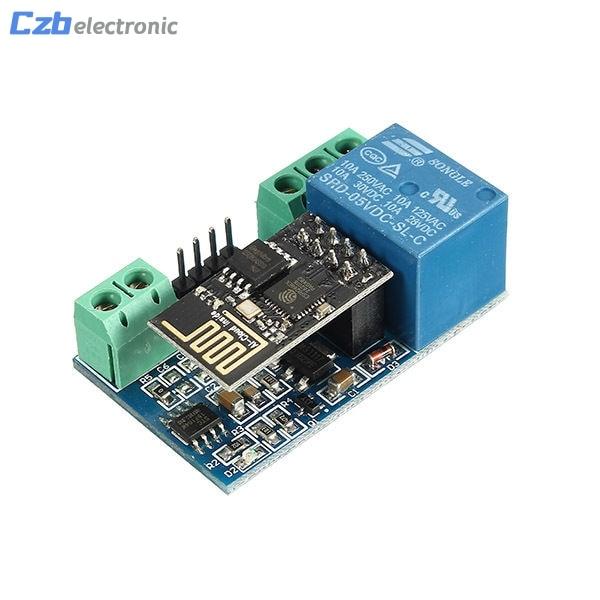 ESP8266 Network WIFI Relay Module Internet of Things (IOT) As