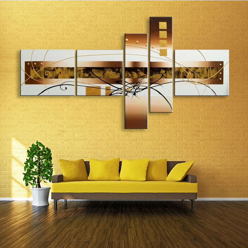 Handgemachte ölgemälde auf leinwand moderne Best Art Moderne Abstrakte Malerei ölgemälde original direkt vom künstler XD5 201A - 4