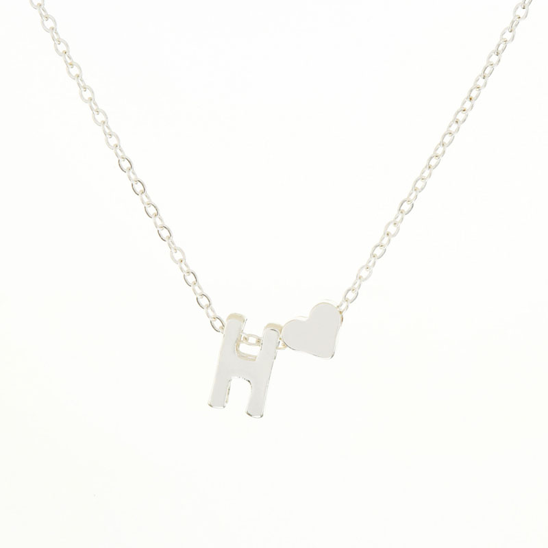 Shuangr tiny silver initial necklace silver letter necklace initials shuangr tiny silver initial necklace silver letter necklace initials name necklaces pendant for women girls st birthday gift in pendant necklaces from aloadofball Choice Image