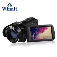 support wifi digital video camera 1080P video camera touch screen digital video camera HDV Z20