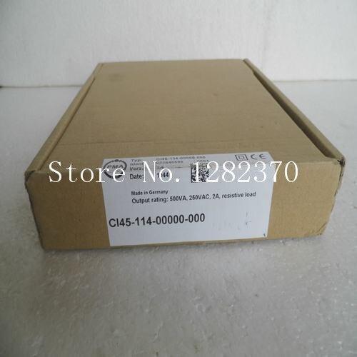 [SA] New original special sales temperature transmitter PMA CI45-114-00000-000 spot[SA] New original special sales temperature transmitter PMA CI45-114-00000-000 spot