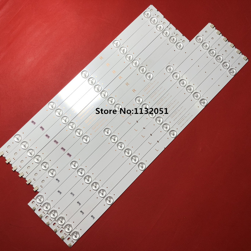 12pcs  Strip 11 Lamp For Ch A Ngh On G 50