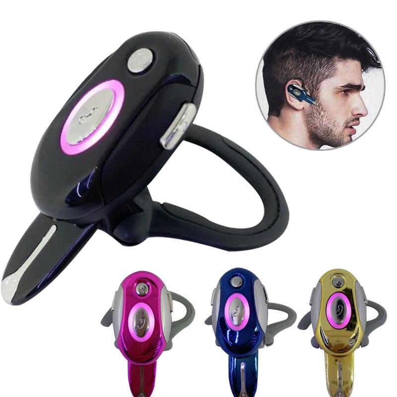 Business earphone Wireless bluetooth earbud headphone music handsfree with microphone Mini headset for iphone/xiaomi/samsung