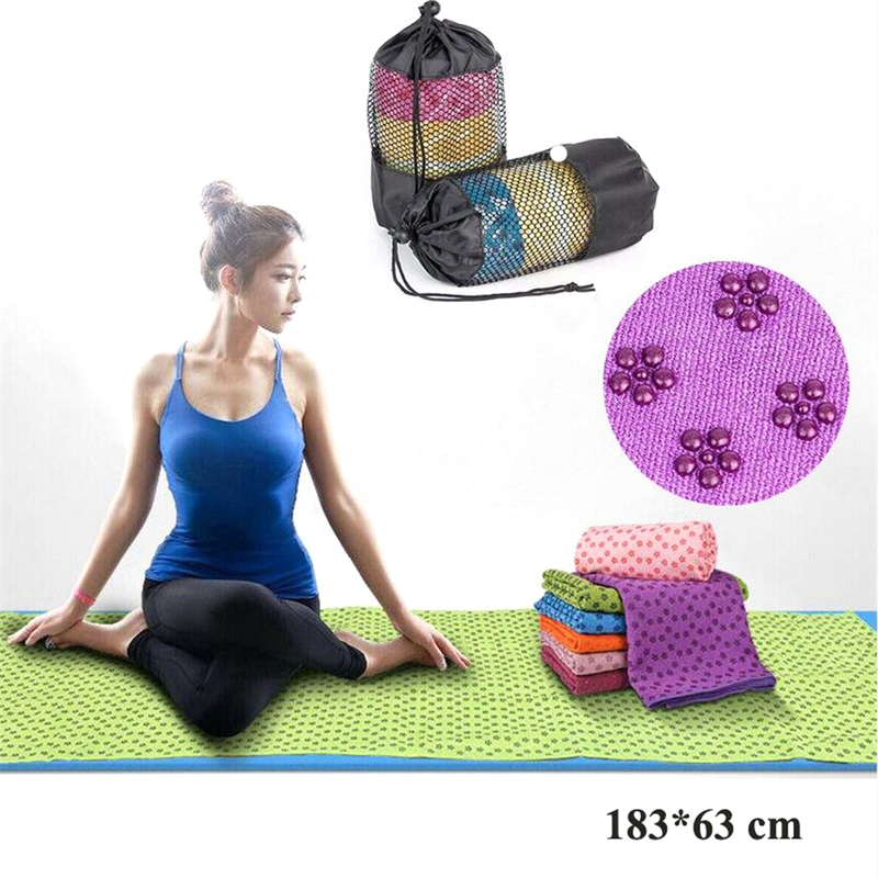Yoga Mat 3D Print Towel Pilates Mat Cover Sport Yoga Suit Blanket Nonslip Fitness Exercise Workout Baby Mat