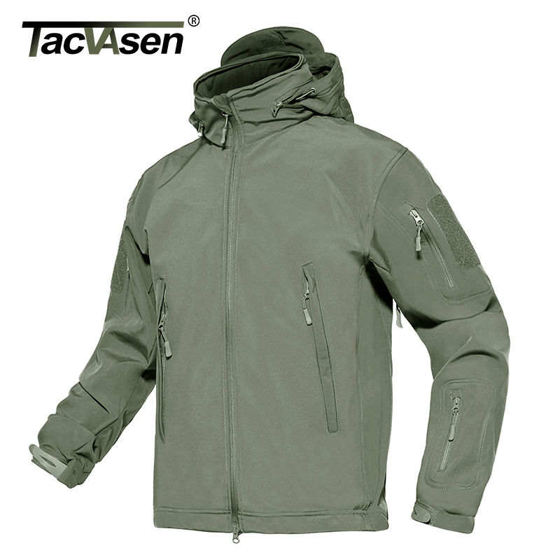 UNCO BOROR Winter parka men new warm windproof coats mens large size L 7XL 8XL military