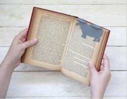 Nette kunststoff Lesezeichen Cartoon lesezeichen tier Buch Halter für Buch Papier Kreative Geschenk lesen schule büro schreibwaren