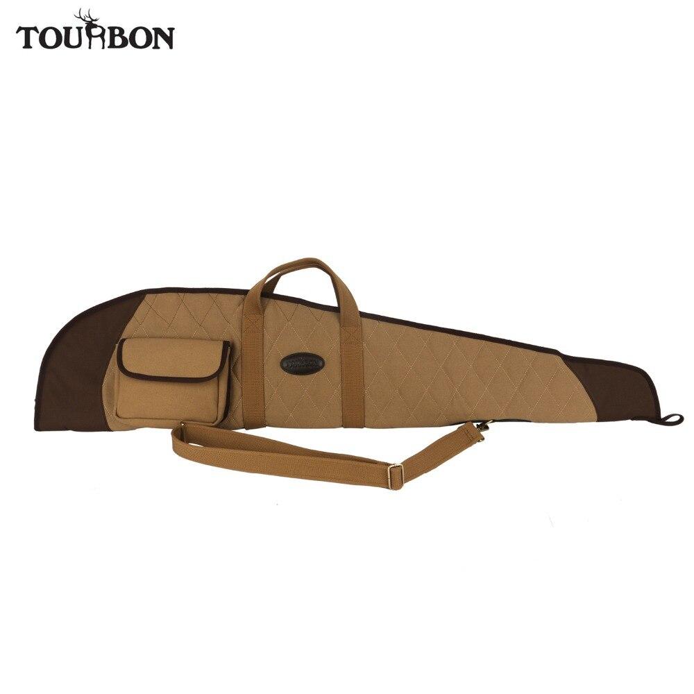 Tourbon Case Scoped-Cover Protection-Bag Rifle-Gun Shooting Gun-Accessories Canvas-Gun