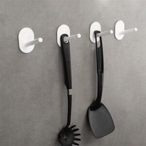 Image 2 - 3 шт., настенные крючки для швабры, 3 кг