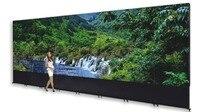 3x6 transparent bezel TV wall 55 (LG Panel) 0+0 mm bezel Seamless LCD video wall
