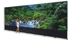 """3x6 прозрачный ободок ТВ стены 55 """"(LG панель) 0 + 0 мм ободок бесшовные ЖК-видео стены"""
