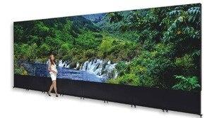 """3x6 прозрачный Безель ТВ стена 55 """"(панель LG) 0 + 0 мм Безель бесшовные ЖК-видео стены"""