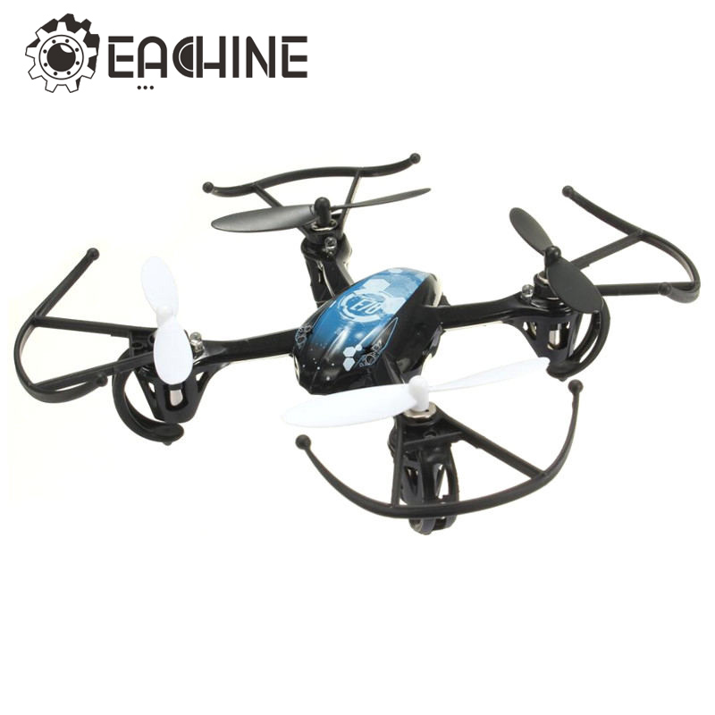 Eachine E70 Mini RC Quadcopter RTF With Headless Mode One Key Return 3D Flips 2.4G 4CH 6-Axis LED For RC Drone Outdoor Toys Kids professional rc drone fx r111f 5 8g fpv quadcopter 2 0mp camera 6 axis rc drone one key return headless mode led rtf vs q212g