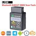 Расширенный умный мини ELM327 HH автомобильный OBD2 CAN BUS сканер инструмент Bluetooth Функция OBDII интеллектуальная диагностическая поддержка чип супе...