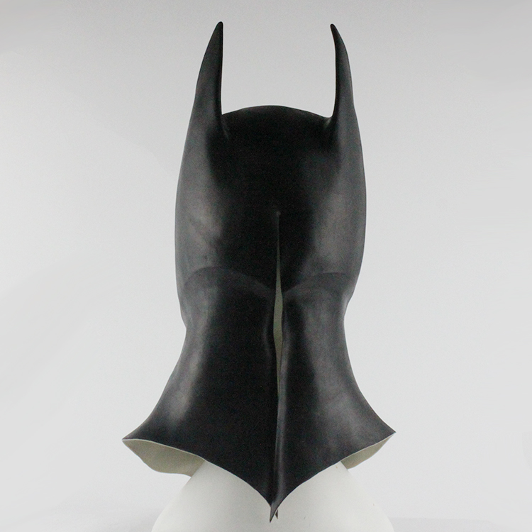 Image 4 - Batman Masks Full Head Batman Vs Superman Mask Dark Knight Latex Mask Cosplay Batman Mask Halloween Partyparty party partyparty batmanparty halloween -