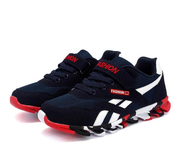 Nuevo 2016 de la moda Europea de alta calidad zapatos de los niños Fresco bay niñas zapatos nueva marca de venta caliente de alta calidad zapatillas de deporte del bebé