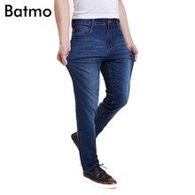 2017 neuer frühling der ankunft hochwertigem klassische elastische männer Jeans, Fashion Designer Denim blue lässige Jeans Männer, plus-größe 28-48