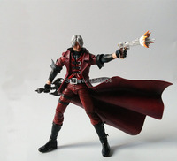 Free Shipping NECA Square Enix Play Arts Joint Figure ORIGINAL Devil May Cry 4 Dante PVC