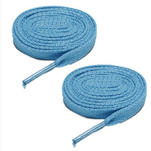2 Pairs Sports Shoes String Flat Shoelaces for Unisex