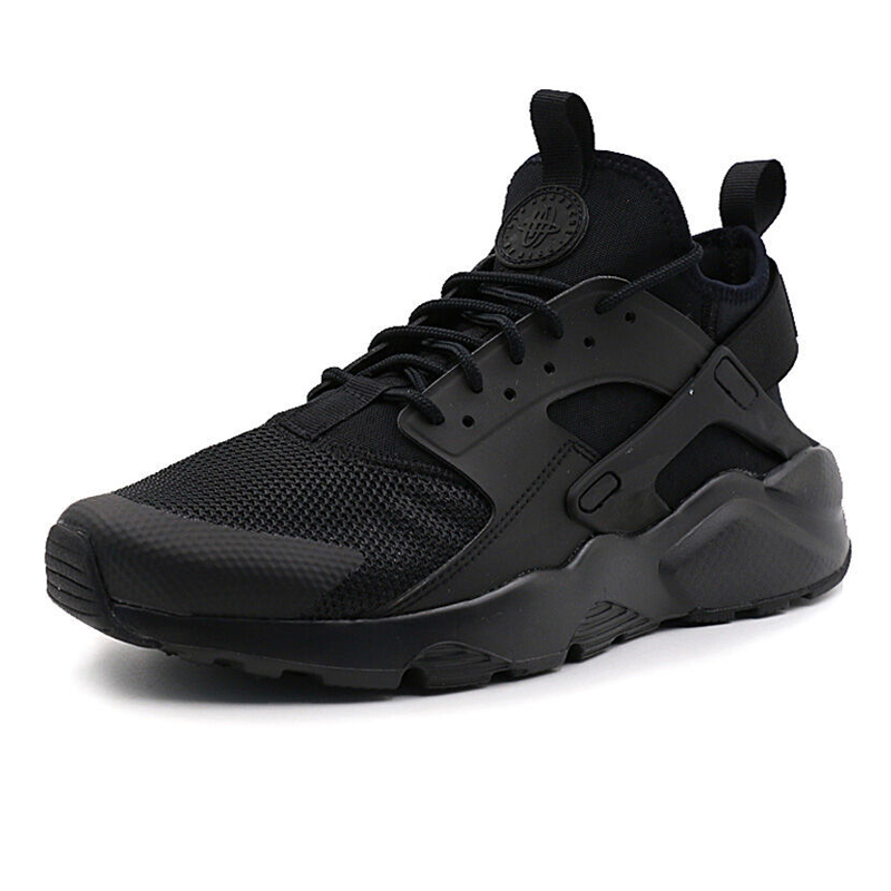 f63677d74cbc Original NIKE New Arrival AIR HUARACHE RUN ULTRA Men s Breathable Running  Shoes Sneakers classic Tennis shoes outdoor-in Running Shoes from Sports ...
