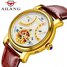 Luxury Brand Sapphire Tourbillon Mechanical Watch Men Sport Military Clock Mens Watches Automatic Male Wirstwatch Relogio New