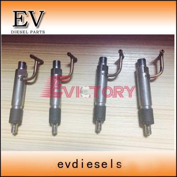 For yanmar 3D82 3TNE82 3TNE82A 3TNV82A injector assy 3pcs