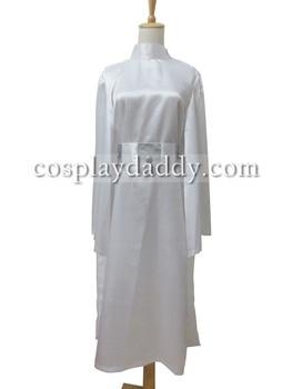 Star Wars Cosplay Princess Leia Organa Costume Set Halloween Fancy for girls/boy