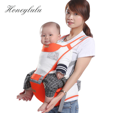 Honeylulu Summer Breathable Baby Carrier Waist Stool Sling For Newborns Kangaroo Ergoryukzak Backpack Hipsit
