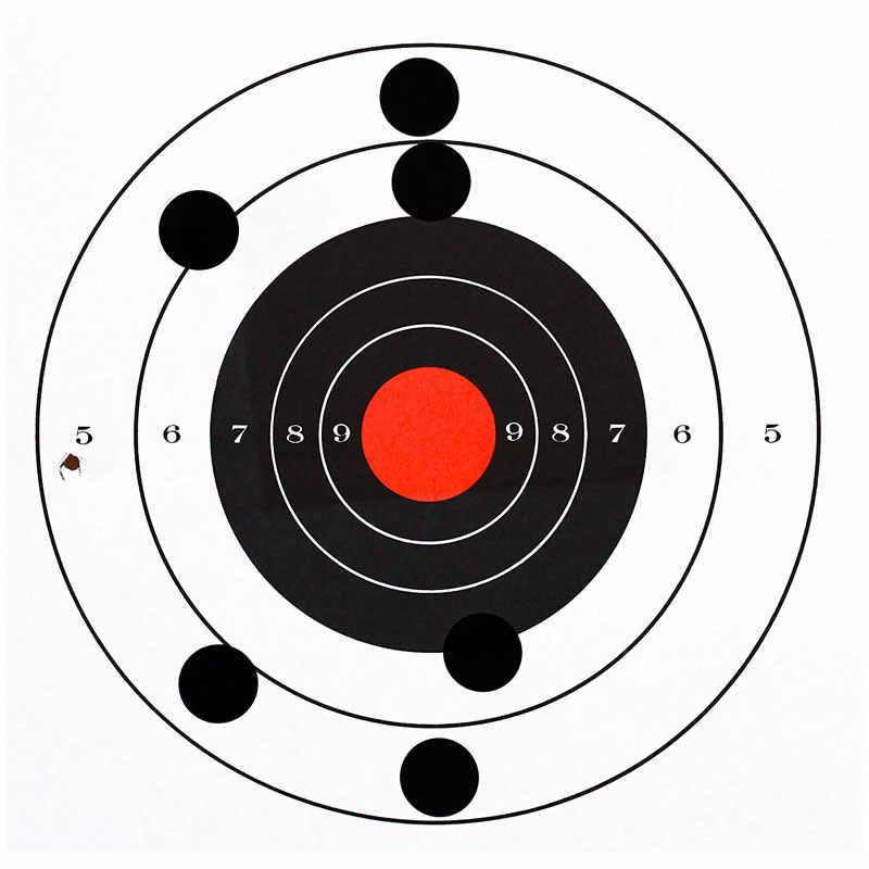 ملصقات الهدف إصلاح الهدف ملصق أهداف ذاتية اللصق لاطلاق النار نحن نقدم ملصقات الجودة نقطة التسمية