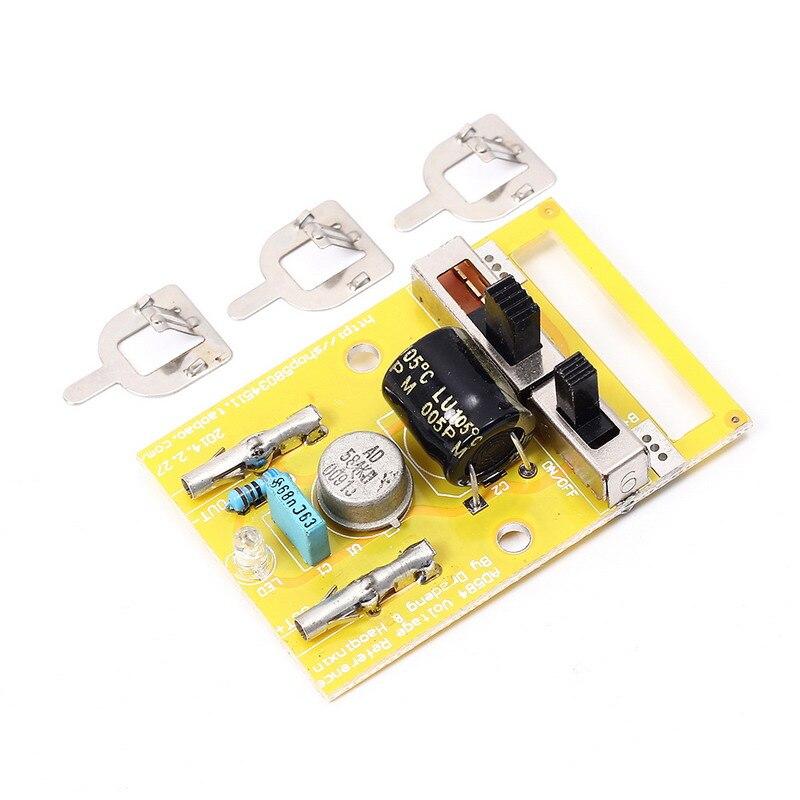 AD584 4-Channel Voltage Reference Module High Precision AD584 2.5V/7.5V/5V/10V