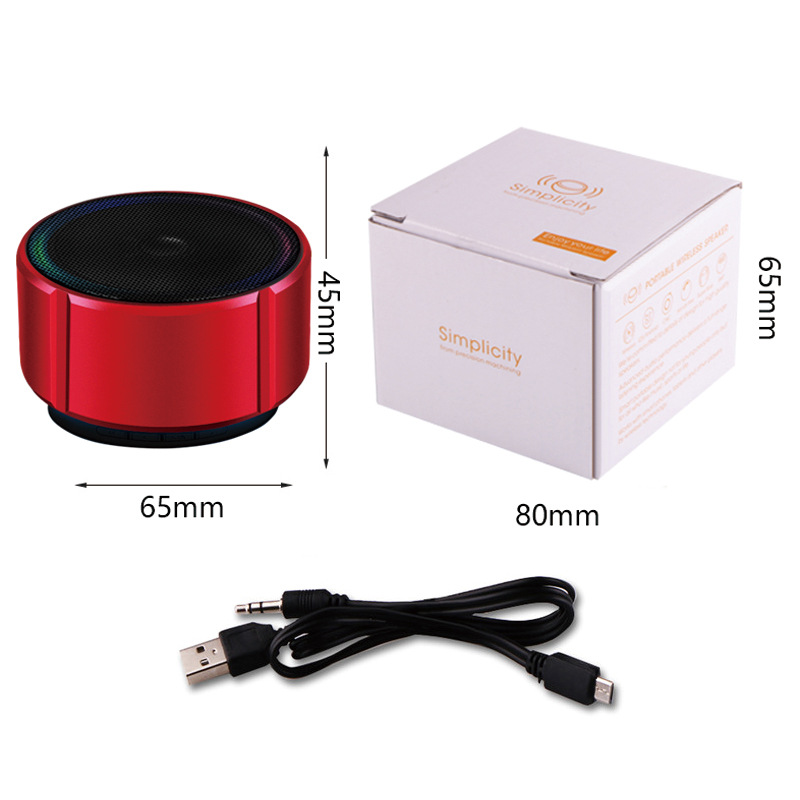 Image 5 - Portable Wireless Bluetooth Speaker With Microphone Radio Music Play Support TF Card Speakers For iPhone Huawei Xiaomi-in Subwoofer from Consumer Electronics