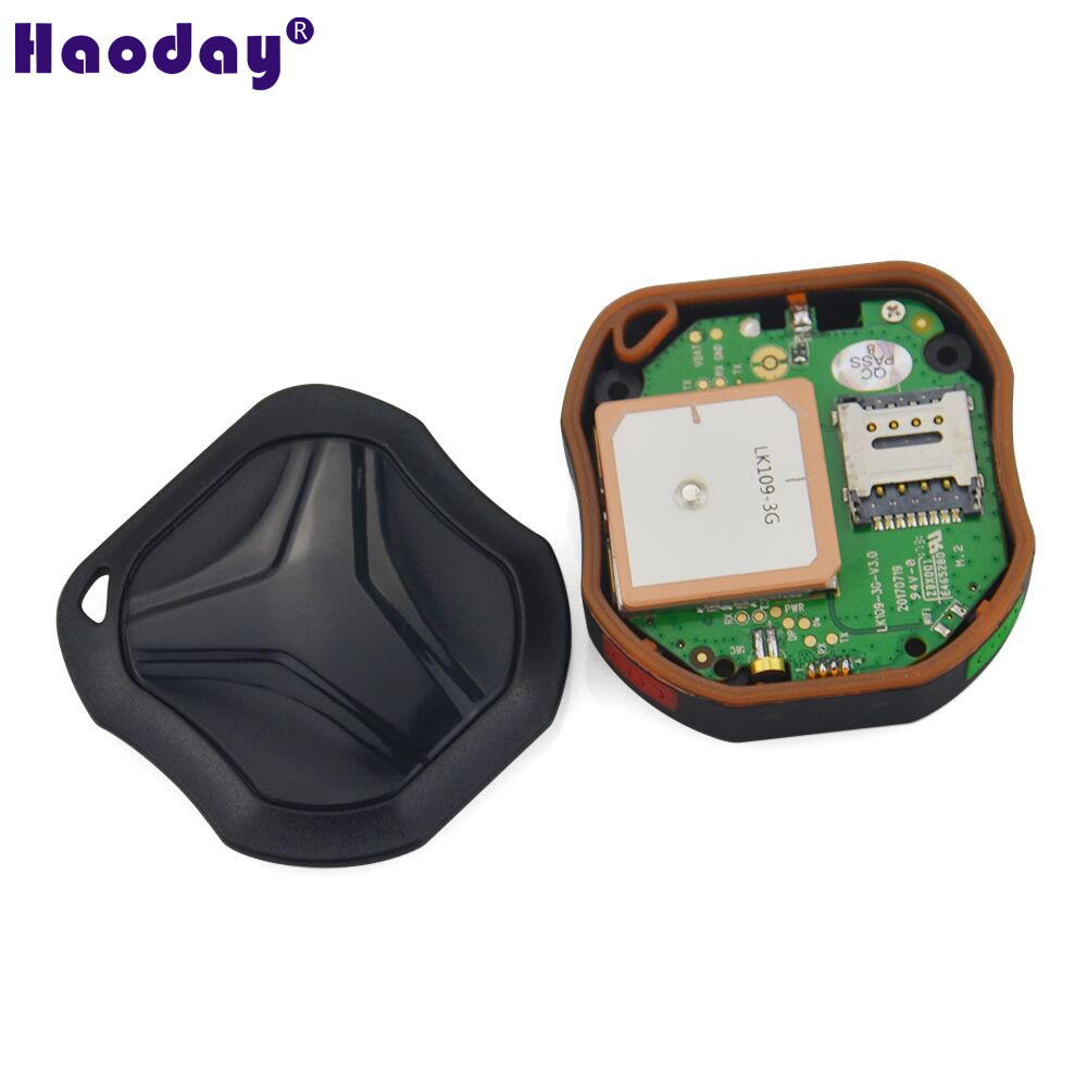 LK109-3G 3G WCDMA Waterproof Mini Portable GPS Tracker for Pet/Kid/Elder/Car Realtime Tracking Support Google Map