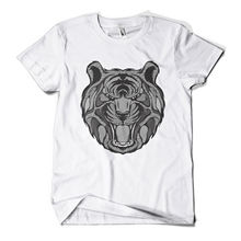 Graphic Tiger Printed T-Shirt Hipster Design Urban Fashion Mens Girls Tee Top New T Shirts Funny Tops Tee New   free shipping стоимость