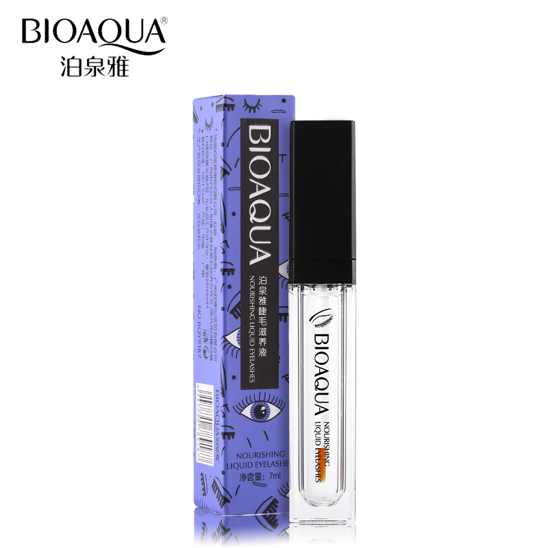 BIOAQUA Brand Powerful Lengthening Thicker Norishing Treatment Eye Lash Essence Nutritious Growth Liquid Eyelashes Serum Mascara