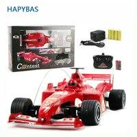 RC car 1/18 F1 Formula remote control car f1 car with remote control electric car high speed high quality gift