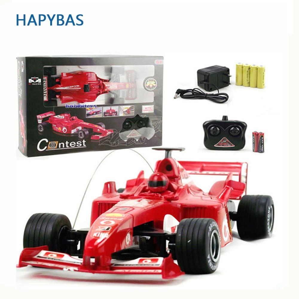 RC Car 1/18 F1 Formula Remote Control Car F1 Car With