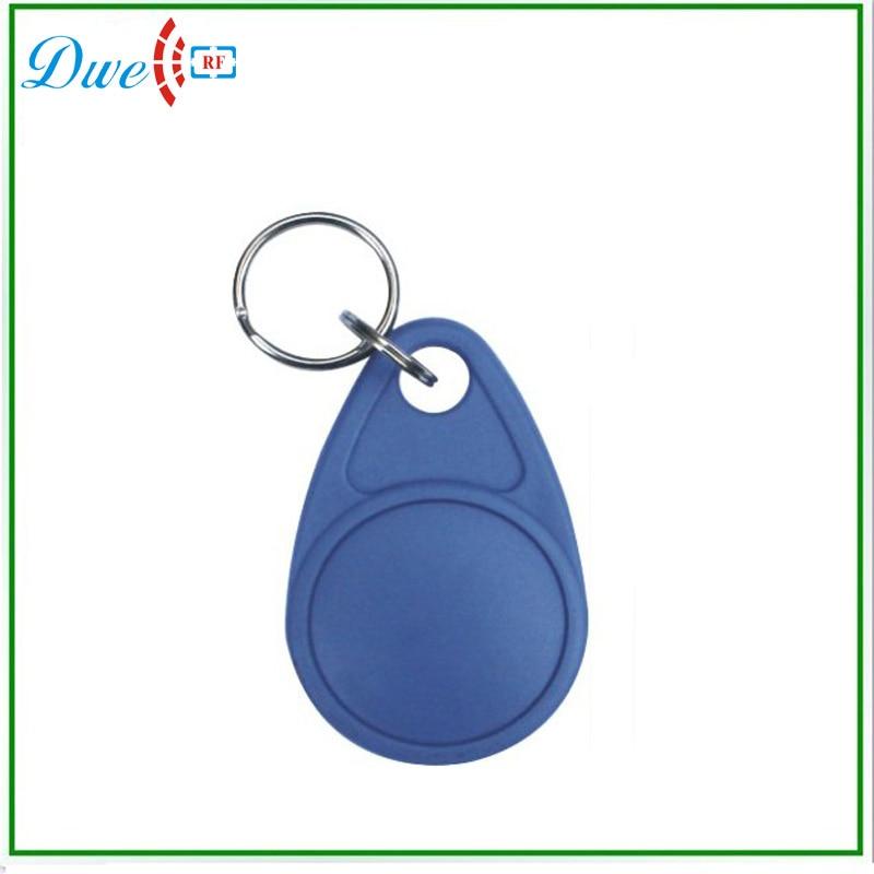 DWE CC RF proximity contactless rfid token key tag K007