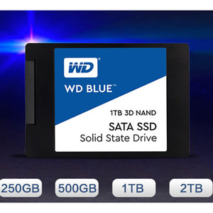 Image 5 - WD 2TB 1TB 500 GB Hard Disk da 250 GB SSD Interno Solid State Disk SSD Sata3 SSD 250 GB 500 GB 1TB 2T Disco Duro Interno Hard Drive