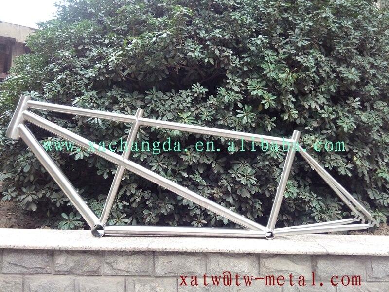titanium tandem road frame 700C titanium tandem race bike frame 700C