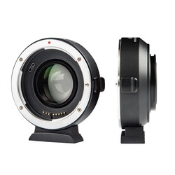Viltrox EF-FX2 Focal Reducer Booster Auto-focus lens Adapter 0.71x for Canon EF lens to FUJIFILM X-T3 X-PRO2 X-T100 X-H1 X-A20