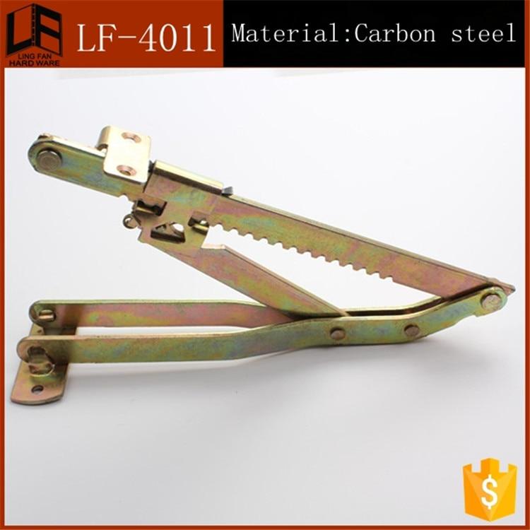 Furniture hardware town 18 gear mechanism click clack - Bisagras para sofa cama ...